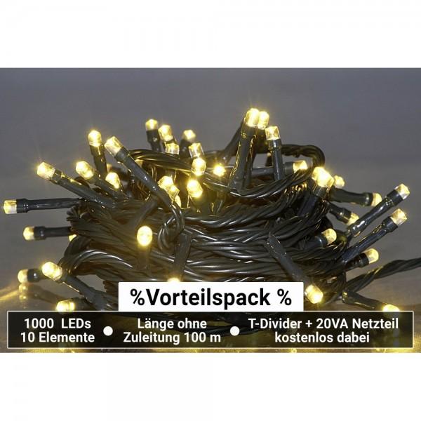 Comfort-Set 1000 LEDs